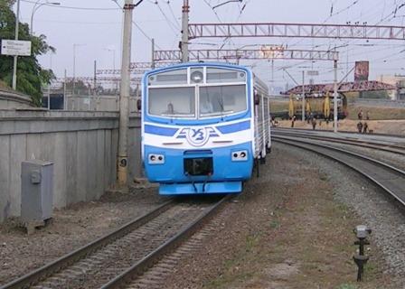Київська міська електричка