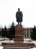 Пам'ятник Леніну біля заводу