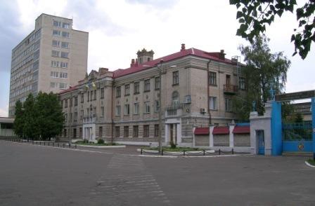Адміністративний корпус ДП ДВРЗ