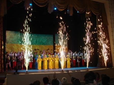 Концерт у клубі ДВРЗ