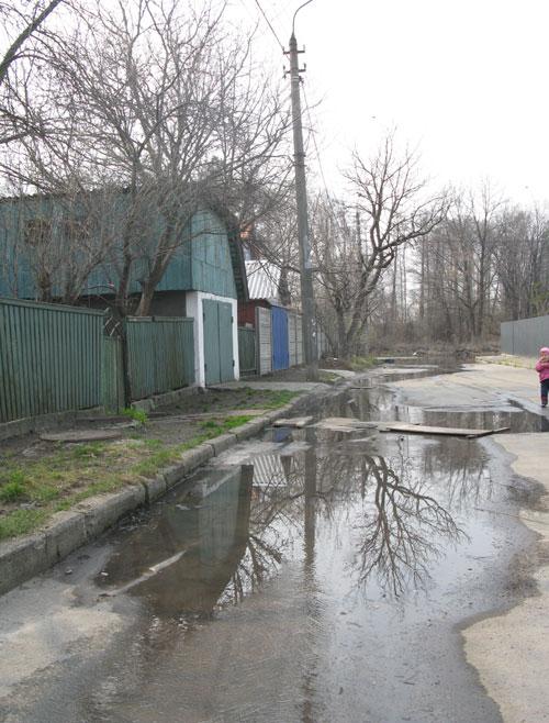 Несправна каналізація у приватному секторі ДВРЗ