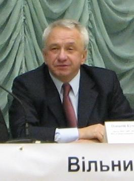 Колишній міністр ЖКГ Олексій Кучеренко, фото сайту Ліски