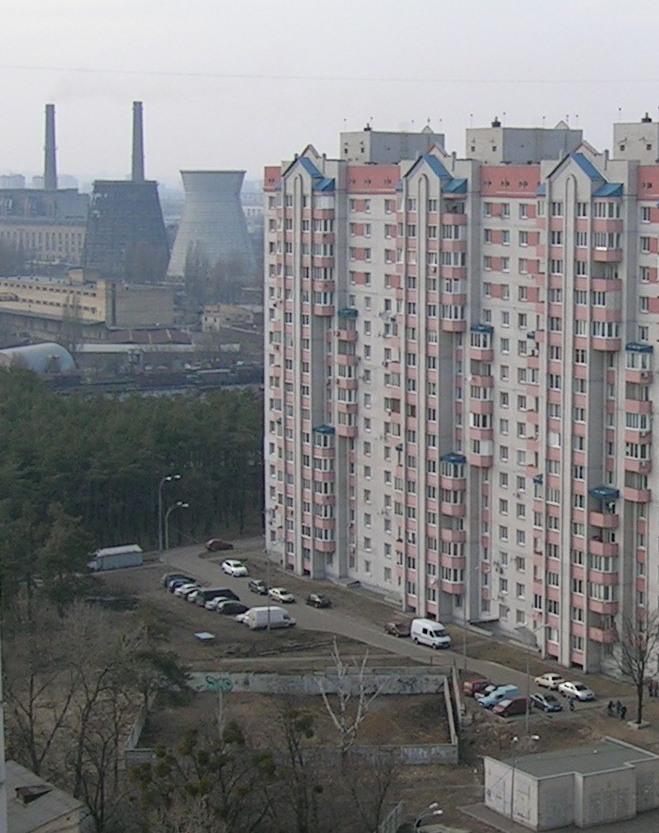 ДВРЗ, будинок №41А по вул.Алма-Атинській