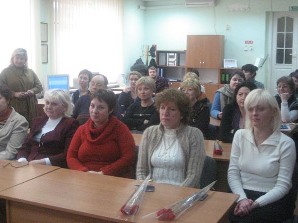 Бібліотекарі Дніпровського району