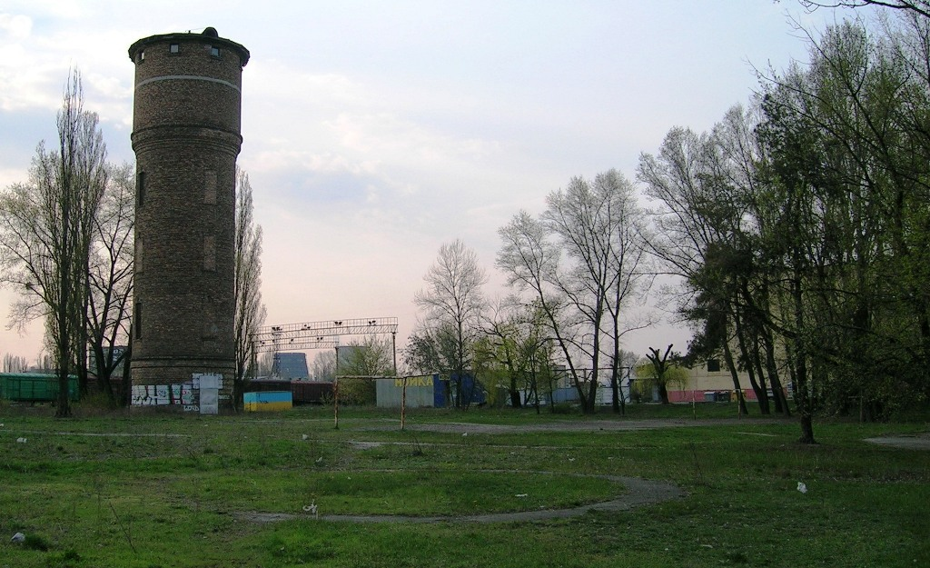 Земельна ділянка на вул.Алма-Атинській, ДВРЗ, Київ
