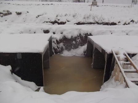 Річку Дарниця заганяють в колектор