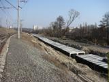 Відкриття Дарницького шосе