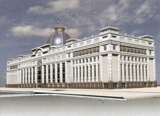 Такою буде будівля Дарницького вокзалу