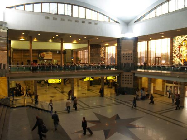 Вокзал у м.Челябінську