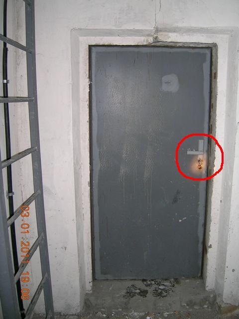 ДВРЗ, ЖКГ, поламані двері