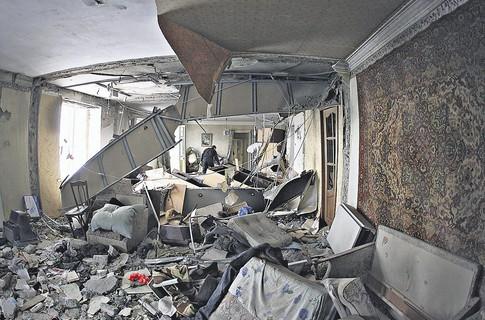Після вибуху