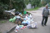 Від приватних будинків ДВРЗ не вивозять сміття
