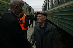Анатолій Новорусов у Чечні