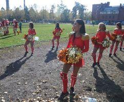 Стадіон ДВРЗ, американський футбол