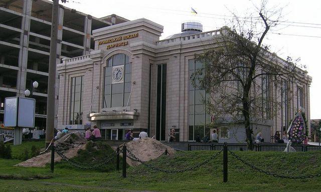 Дарницький вокзал