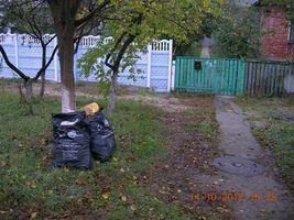 Вивіз сміття з
