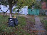 Проблема сміття в п/с ДВРЗ потроху вирішується
