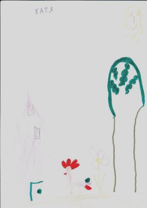 Дитячі малюнки