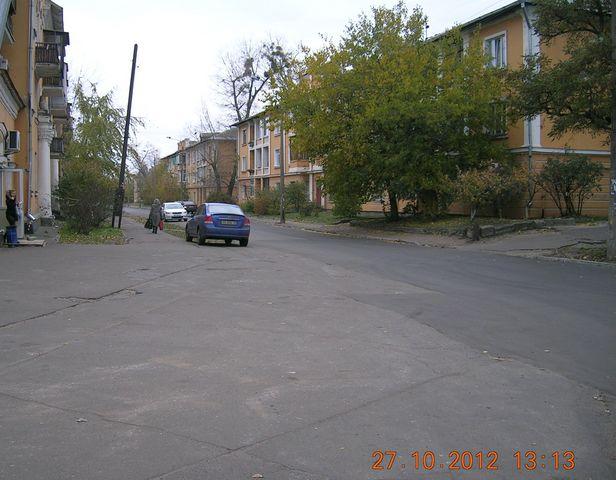 Вулиця Макаренка після ремонту