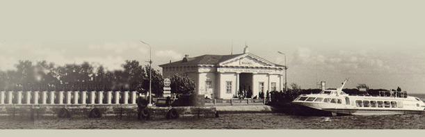Город Юрьевец