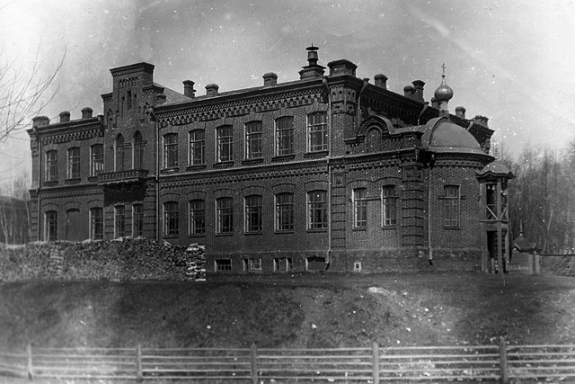 Женская гимназия (средняя школа №1)