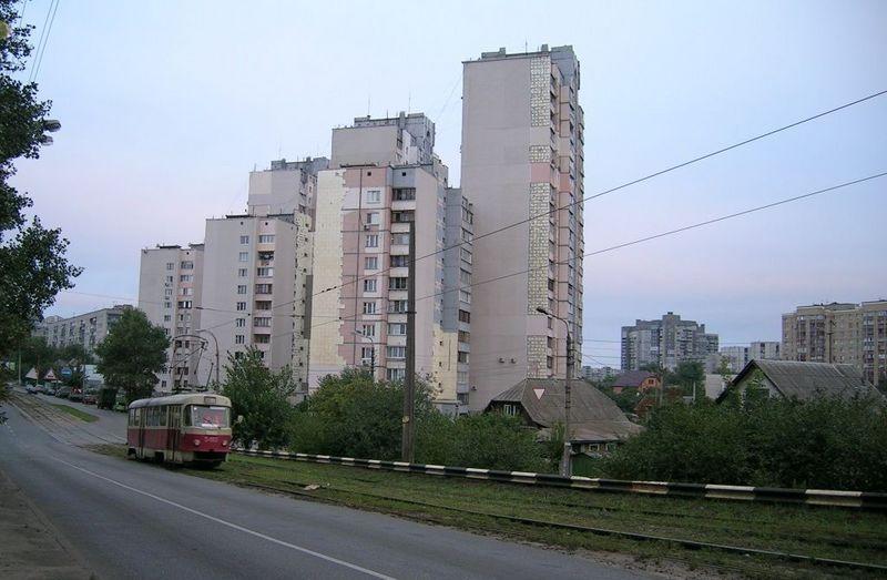 Будинки по Новаторів