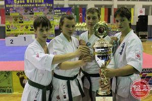 Відкритий Кубок України з кіокушинкай карате