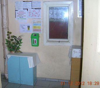 Контейнер у будинку №39Е по вул.Алма-Атинській (ДВРЗ)