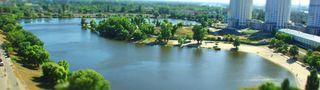 Озеро Тельбин