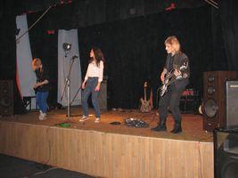 Репетиція-концерт, клуб ДВРЗ