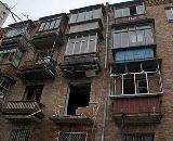 Будинок після вибуху