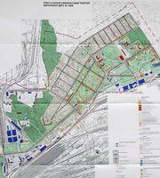 План сучасного використання території, ДВРЗ