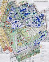 План сучасного використання території, Стара Дарниця