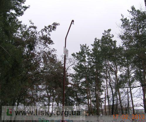 Новини ДВРЗ: на Бакалії знову покрали ліхтарі