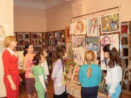 Відвідувачі виставки