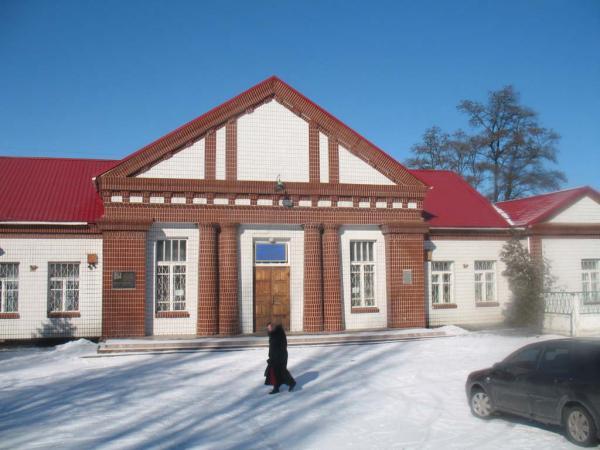 Будівля колишньої Броварської Трудової колонії №5