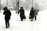 Київський снігопад: є й приємна новина!