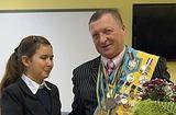 Новини шкіл Дніпровського району: чемпіонський урок у гімназії №191
