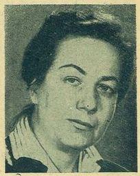 Александра Куюта, 1966 год