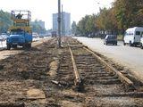 Київ, 2004 рік. Демонтаж трамвайних рейок на пр.Гагаріна