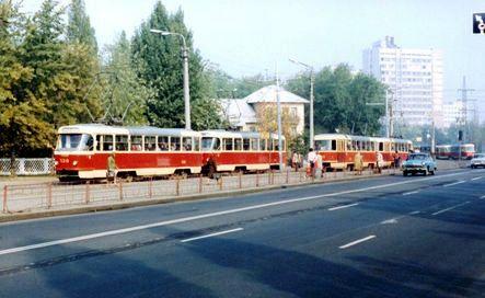 Київ, 1985 рік. Проспект Гагаріна