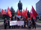 Ленинские дни в Днепровском районе г.Киева (ДВРЗ)