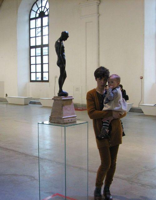 Виставка скульптури в Мистецькому Арсеналі
