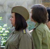 Мітинг-реквієм біля пам'ятного знаку на ДВРЗ