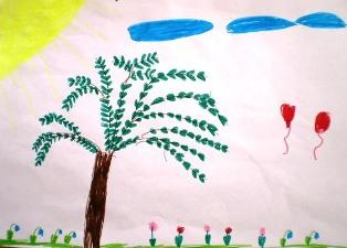 Про що говорять дитячі малюнки?