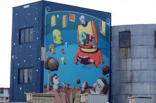 Графіті на об'єктах Київенерго