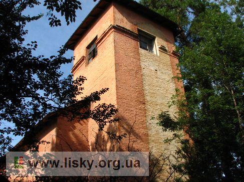 Вежа колишньої пожежної частини ДВРЗ