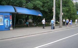 ДТП 29 червня на зупинці
