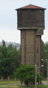 Друга вежа ДВРЗ
