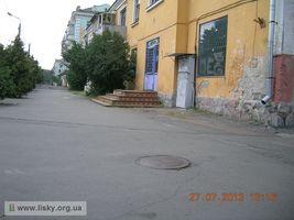 Люки ДВРЗ. Колишній будинок №1